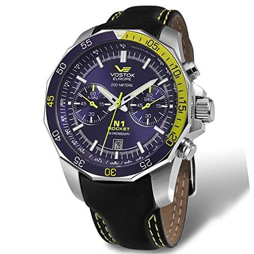 Vostok Europe Rocket N1 Herren-Chronograph 6S21-2255253