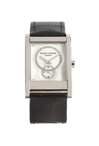 SIMON CARTER WT1902 White Herren Uhr