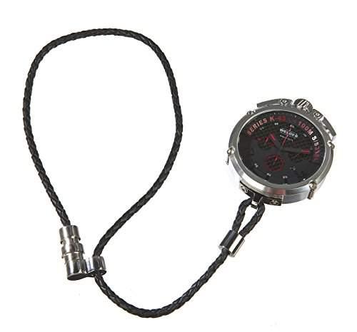 Welder Unisex-Armbanduhr Analog Quarz Leder K43 W104