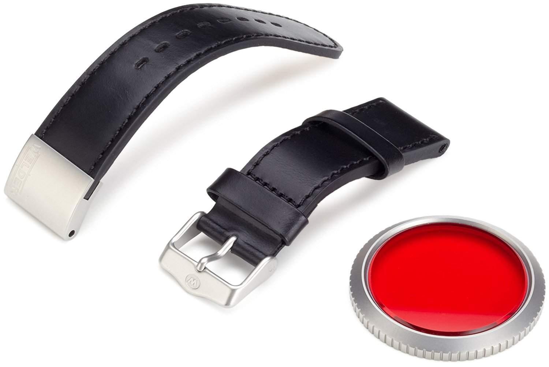 Welder Herren-Armbanduhr Quarz Chronograph K24 3800