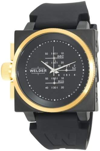 Welder Herren K265102 K26 Chronograph mit austauschbaren Glaesern Uhr