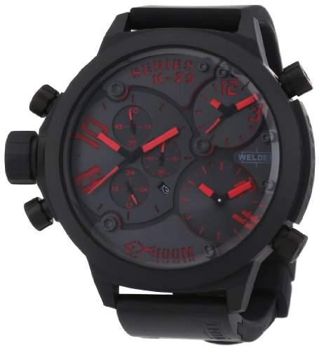 Welder Unisex-Uhren Quarz Chronograph K29 8002