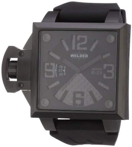 Welder Herren-Armbanduhr Quarz Analog K25 4104