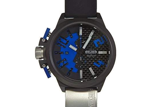 Welder Mens K35 Series Ion Plated Chronograph Watch - K35 2503