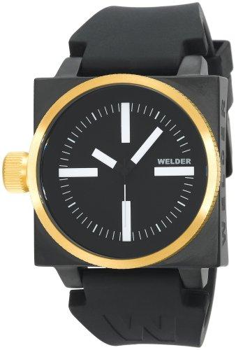 Welder Herren K265101 K26 Analog mit austauschbaren Glaesern Uhr