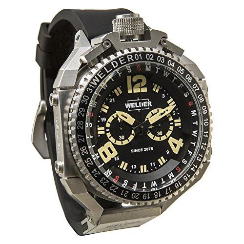 Welder Herren Armbanduhr K39 2404