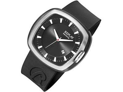 Replay Herren-Armbanduhr XL Analog RH5403NH