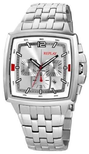 REPLAY Time RM5506AF Herrenuhr Edelstahlarmband