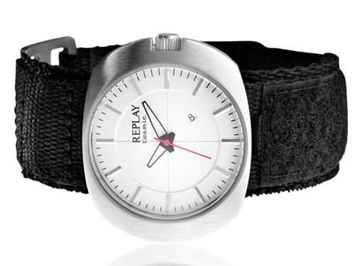 Replay Damen Quarzwerk Uhr, Model: RW5203ah - Edelstahl