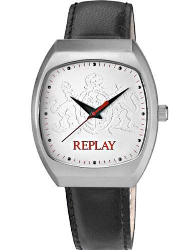 Replay Damen-Armbanduhr Analog Leder RW5603AH