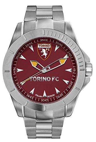 Torino Calcio Armbanduhr Edelstahl T7366URR