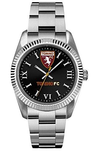 Torino Calcio Herren Armbanduhr Quarz Edelstahl T7392UN1