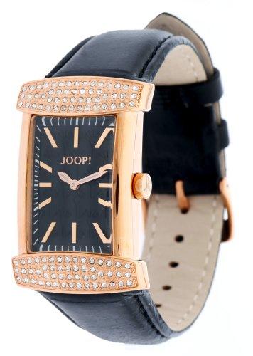 Joop Damen Armbanduhr XS Analog Quarz Leder JP100552F02U