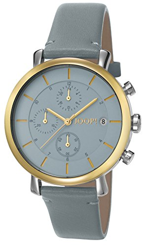 Joop Blue Break Chronograph Quarz Leder JP101772009