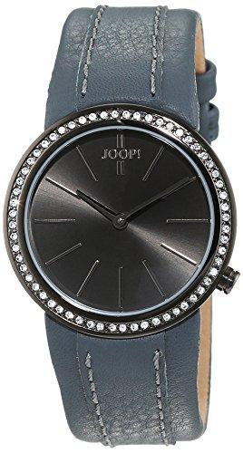 Joop Damen Armbanduhr XS Obsession Analog Quarz Leder JP100532F02