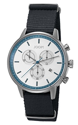 Joop Urban Anthracite Chronograph Quarz Textil JP101591008