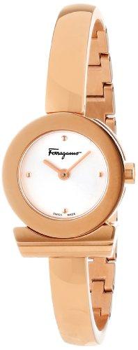 Salvatore Ferragamo Gancino Bracelet FQ503 0013 Farbe Gold