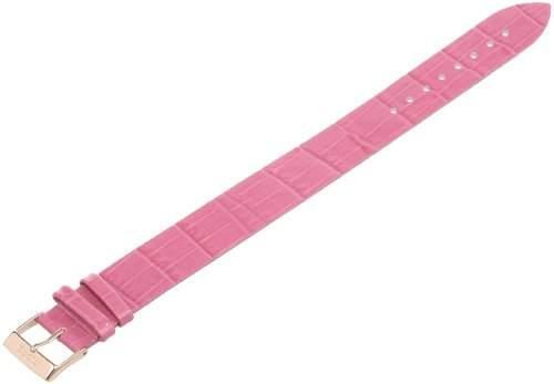 Moog Damen-Armbanduhr Leder rosa CR-12RG