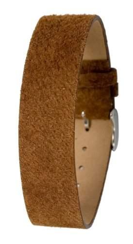 Moog Damen-Armbanduhr Leder braun PE-10