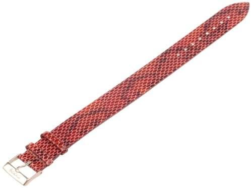 Moog Damen-Armbanduhr Leder rot PY-09RG