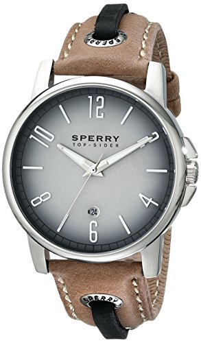 Sperry top sider Herren 10018704 seasider Analog Display Japanische Quarz blau Armbanduhr