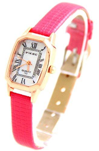 Leder rosa Vintage 296