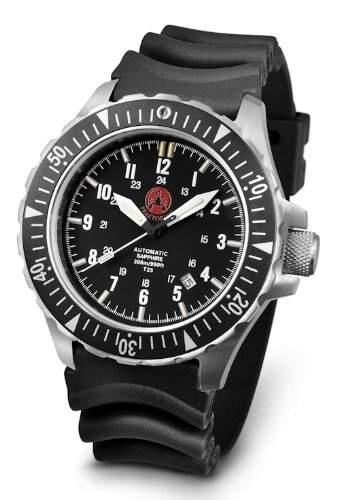 PRAETORIAN Signifer Automatik Taucheruhr - Diver Armband