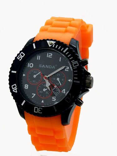 SANDA Chrono Style Orange K116