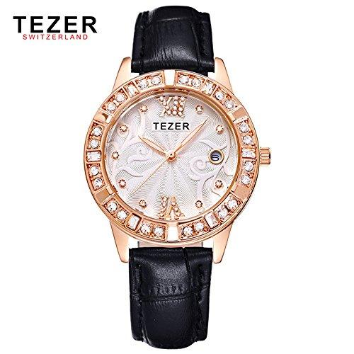 Tezer New Fashion Damen wasserabweisend Handgelenk wathes T2012