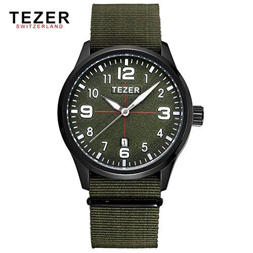Tezer 2016 New Fashion Quarz Handgelenk Uhren T2011