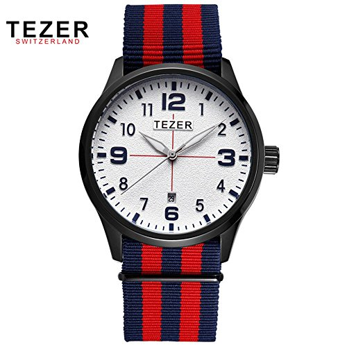 Tezer New Fashion Quarz Handgelenk Uhren T2011