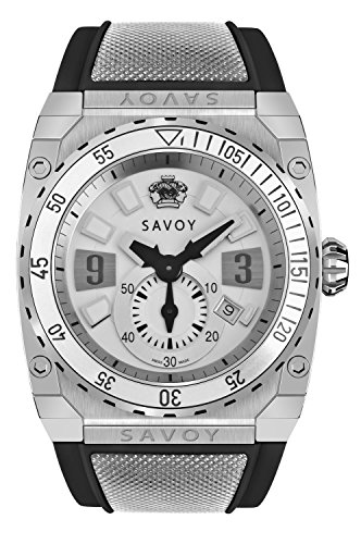 SAVOY Icon Extreme 3H A1102A 04A RB05 Swiss Made