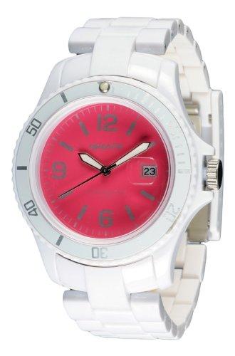 Waooh Uhren Milano 42 Zifferblatt Farbe Weiss MILANO42CCB BLAC FUC