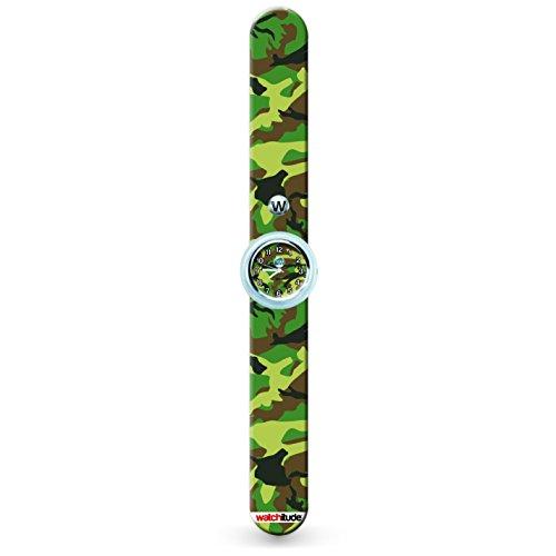 305 Forest Camo Watchitude Slap Watch