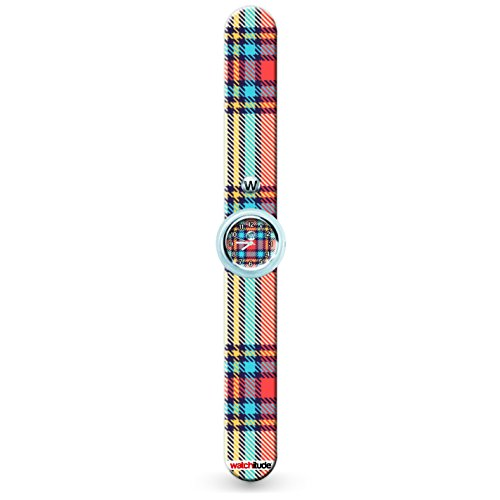 308 Plaid Shirt Watchitude Slap Watch