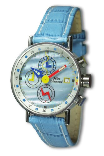 PopTime Miss Diamond Blau P21000