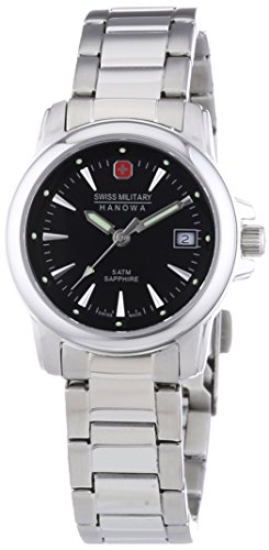Swiss Military Hanowa XS SWISS RECRUIT LADY PRIME Analog Quarz Edelstahl 06 7230 04 007