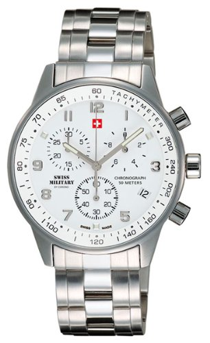 Swiss Military Chronograph 20042ST 2M SM34012 02