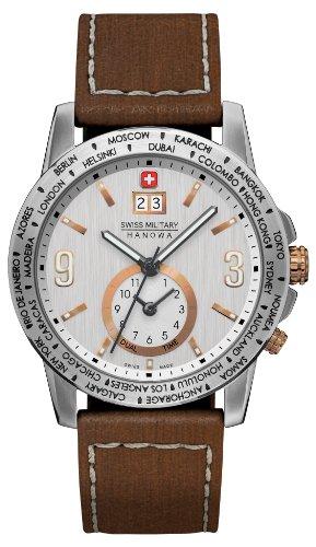 Swiss Military Herrenarmbanduhr 06 4131 1 04 001