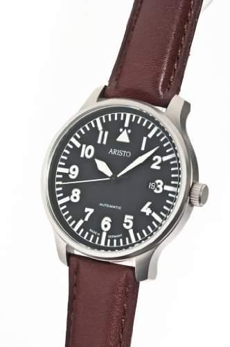 Aristo Automatik Herren Armbanduhr 3H114