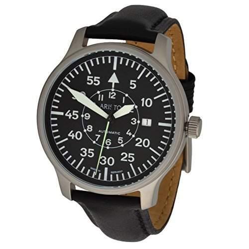 Aristo Automatik Herren Armbanduhr 3H116