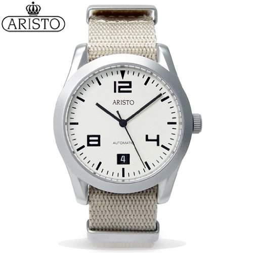 Aristo Uhr - BEACHHUNTER - Automatikuhr mit ETA Werk - 3H125