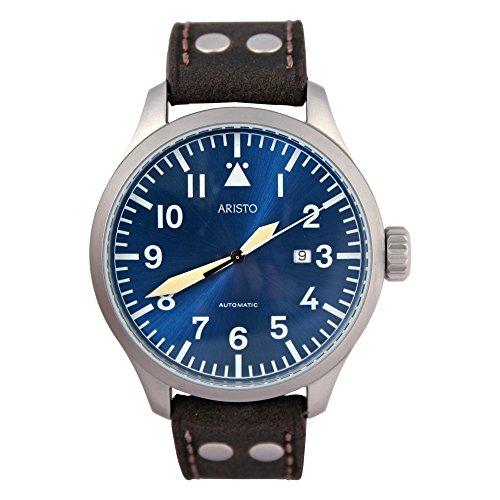 Aristo Automatik Herren Armbanduhr Baumuster A Beobachter 3H159