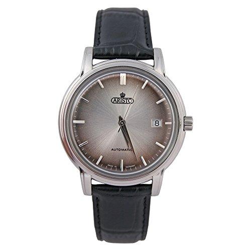Aristo Automatik Herren Armbanduhr Pforzheim Klassik 4H170