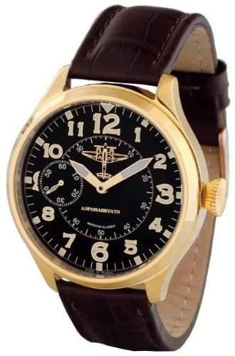 Moscow Classic Aeronavigator 360200151098 Mechanische Uhr für Ihn Made in Russia