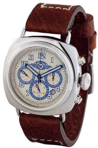 Moscow Classic Shturmovik MC3168103011106 Elegante Herrenuhr Made in Russia