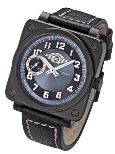 Moscow Classic Shturmovik 360203861107 Mechanische Uhr für Ihn Massives Gehäuse