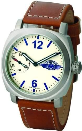 Moscow Classic Vodolaz 360200631019 Mechanische Uhr für Ihn Made in Russia