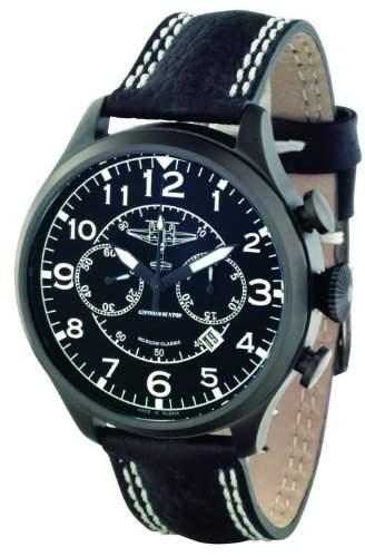 Moscow Classic Aeronavigator 313301861070 Mechanischer Chronograph für Ihn Made in Russia