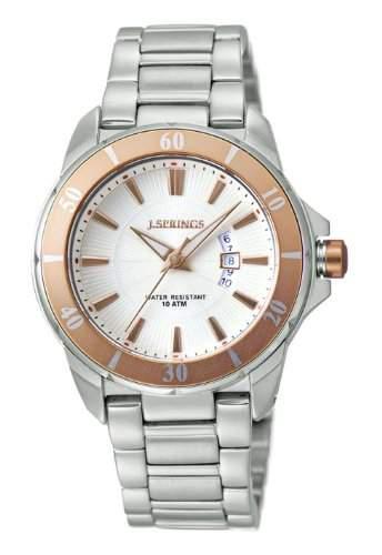 JSprings BBE053 Damen-Armbanduhr